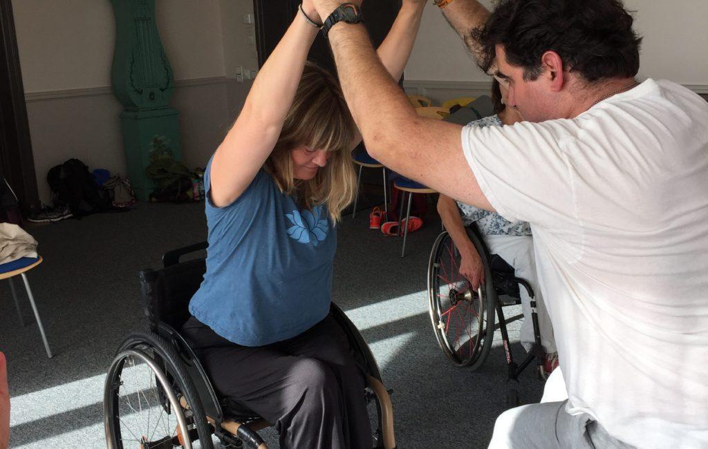 Kurs i anpassad yoga – Accessible Yoga Teacher Training